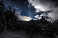 厳冬期の赤岳 - ブリくんのおさんぽ撮影日記