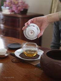 岩茶の余韻 - お茶をどうぞ♪
