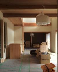 吉野の山守さんとつながる家 進捗状況16 - 「木の家づくり」奈良の設計事務所FRONTdesign 女性建築士の設計ウェブログ