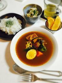 おうちでスープカレー☆ - Mi-Rinのおいしいもの日記