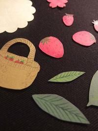 残り紙を再利用 写真アルバムの飾りを作る - 手製本クリエイター&切絵コラージュ作家 yukai の暮らしを愉しむヒント