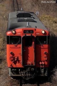 〆はドッカンと7:3撮りで。 - 山陽路を往く列車たち