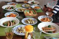 2月イタリアンコース - 海辺のイタリアンカフェ  (イタリア料理教室 B-カフェ)