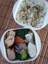 たらの塩糀焼き弁当 - 東京ライフ