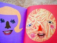 《2歳3ヶ月》顔ノートが好き & マグネットで顔づくり - ゆりぽんフォト記