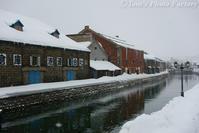冬の歴史散歩「小樽」~小樽運河 - Tomの一人旅~気のむくまま、足のむくまま~