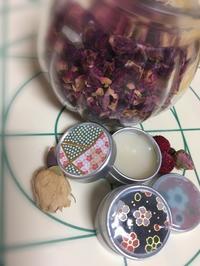 春待ち花  大和撫子の練り香水。 - MakikoJoy 上北沢のアロマセラピールームあつあつ便り