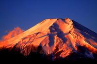 29年2月の富士 番外編 富士山の日 - 富士への散歩道 ~撮影記~
