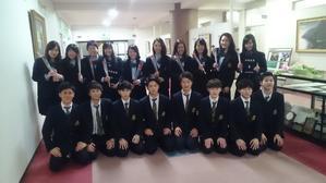 第112回 大阪学芸高等学校卒業式 - 大阪学芸高校空手道応援ブログ
