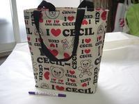 付録の袋のリメイク  バッグインバッグに - ミシン 縫い縫い日記