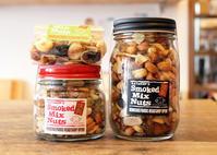 SMOKED MIX NUTS スモークドミックスナッツ 通販 / マンチーフーズ - bambooforest blog