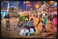 秋葉原のストリートミュージシャン Part 3 - TI Photograph & Jazz