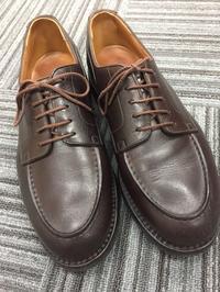 カビが生えてしまったらやること - ルクアイーレ イセタンメンズスタイル シューケア&リペア工房<紳士靴・婦人靴のケア&修理>