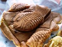 ランと鯛焼き - ゆうゆうタイム
