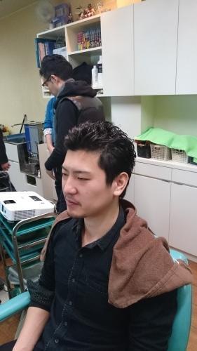 スーパーモデル!! - 京都府理容青年部ブログ