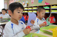 もうすぐひなまつり(こすもす) - 慶応幼稚園ブログ【未来の子どもたちへ ~Dream Can Do!Reality Can Do!!~】