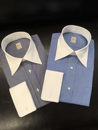お客様のシャツの注文のご紹介 - Milestoneのブログ