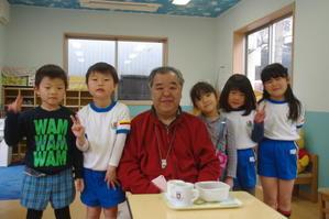 お弁当を食べる会めろん - 川崎ふたば幼稚園ブログ