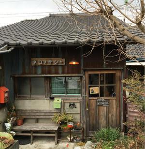 ネコてん@ネコノテシャ からの うきは ことりっぷ★ - zakka&cafe ECRU*