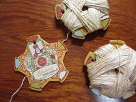 フランスの刺しゅうもの復刻メーカー、SAJOU(サジュー)の糸巻カード - ハンドメイドライフ