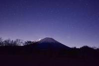富士ヶ嶺 - 風とこだま