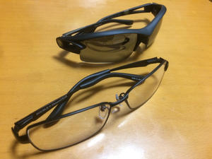 DOUBLE O Glasses GEAR - 清成 龍一 BLOG