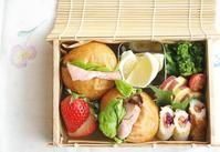 フランスパンサンドイッチ弁当&お弁当作りのコツ - sweet+