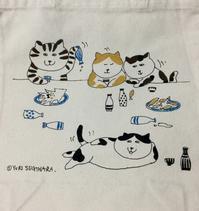 カタカナ渋谷ヒカリエ店「我が家のネコ展」終了 - すぎはらゆり/ねこのしわざ