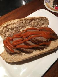 ストウフレイサンドとミートボールサンド/アメリカンハンバーガーの数倍美味しい - 不味くないネーデルランド