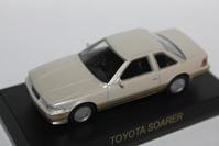 1/64 Kyosho TOYOTA SOARER 1988 - 1/87 SCHUCO & 1/64 KYOSHO ミニカーコレクション byまさーる