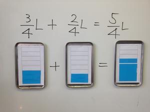 分数の指導について - 石原清貴の算数教育ブログ