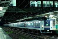 583系の思い出 - 鉄道原色風景