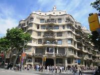 カサ・ミラ - gyuのバルセロナ便り  Letter from Barcelona