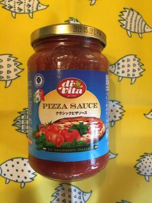 業務スーパー クラシック ピザソース 350g イタリア産 - 業務スーパーの商品をレポートするブログ