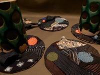 端布パッチのコースターの巻 - 古布工房 小手毬