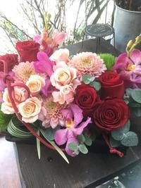プレミアムなフライデーは花と過ごすステキ時間 - ルーシュの花仕事