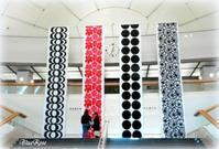 フィンランド、デザイン展に行きました♪ - ルーマニアン・マクラメに魅せられて