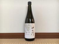 (新潟)伊乎野 純米吟醸 / Iono Jummai-Ginjo - Macと日本酒とGISのブログ