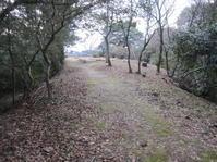 227  大野城から神山を遥拝した - 地図を楽しむ・古代史の謎