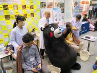 第22回日本集団災害医学会総会・学術集会での日本鍼灸師会広報普及IT委員会として取材ならびに鍼体験ブースの手伝いをしました - 東洋医学総合はりきゅう治療院 一鍼 ~健やかに晴れやかに~