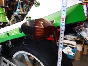 GPZ900Rの車検とメンテとケツ上げ・・・その1 - moriyamaengineeringブログ