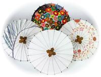 ミニ和傘絵付け教室「花を咲かせましょ」 - ナリナリの好きな仁寺洞