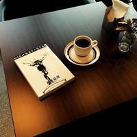 ブラックコーヒーとマンガ。 - 珈琲と古本 THE GINGHAM(ギンガム)