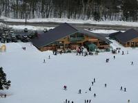 この冬 初めてのスキー - 北軽1130