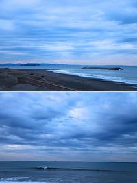2017/02/24(FRI) 波ある朝です。 - SURF RESEARCH