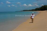 ナイヤンビーチ♪ - Shimakaze Life     ~家族3人ゆる~い時間をプーケット島で楽しんでおります~
