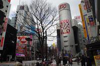 2月24日(金)今日の渋谷109前交差点 - でじたる渋谷NEWS