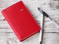 2017年の手帳 - small luxury