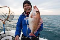 2017,02/24 鯛ラバ - 鯛ラバ遊漁船  Miyazaki Offshore Boat Game Marine Frog