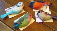 鳥展始まりました!3店舗で鳥展、インコと鳥の雑貨展開催中 - 雑貨・ギャラリー関西つうしん